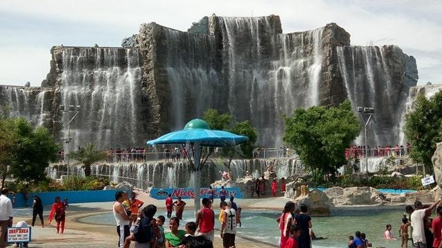 चेन्नई में क्वींसलैंड - Queensland Waterpark In Chennai In Hindi