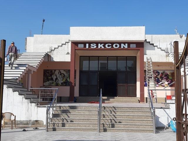 अमृतसर में मशहूर इस्कॉन मंदिर - Amritsar Me Mashur ISKCON Temple In Hindi http://www.worldcreativities.com