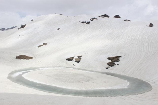भृगु झील मनाली
