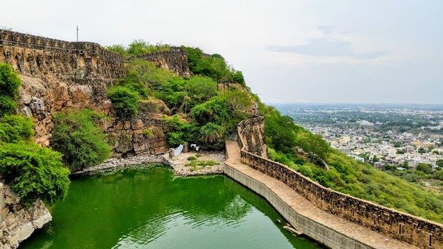 चित्तौड़गढ़ दुर्ग की वास्तुकला - Architecture Of Chittorgarh Fort In Hindi