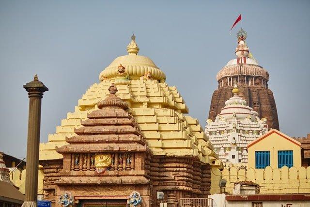 हिंदुस्तान के धार्मिक स्थल जगन्नाथ मंदिर पूरी - Hindustan Ke Dharmik Sthal Jagannath Temple In Puri In Hindi