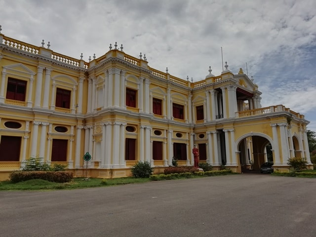 मैसूर पर्यटन स्थल ललिता महल - Mysore Paryatan Sthan Lalitha Mahal In Hindi