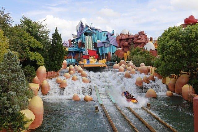 त्रिशुर में ड्रीमवर्ल्ड मनोरंजन पार्क - Dream World Water Park At Thrissur In Hindi