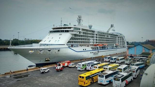 मैंगलोर में आकर्षण स्थल न्यू मैंगलोर पोर्ट - Mangalore Me Aakarshan Sthan New Mangalore Port In Hindi