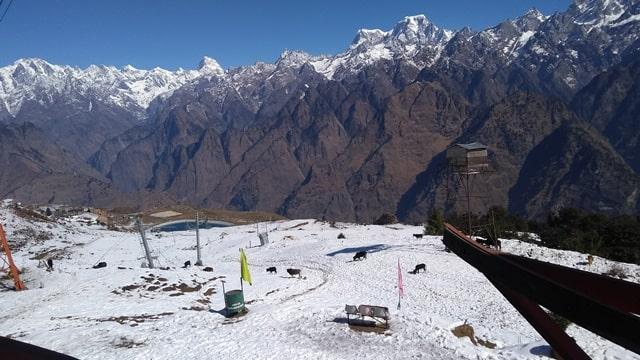 भारत में शार्ट ट्रिप के दर्शनीय स्थल औली उत्तराखंड – Bharat Mein Short Trip Ke Darshaniya Sthal Auli Uttarakhand In Hindi