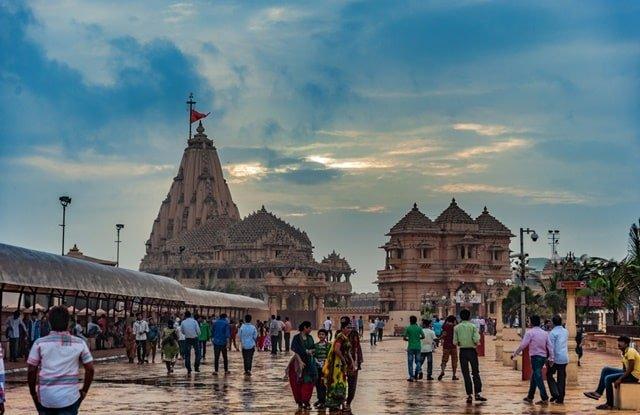 इंडिया टूरिज्म में प्रसिद्ध धार्मिक स्थल द्वारका नगरी - India Tourism Mein Prasidh Dharmik Sthal Dwarka In Hindi