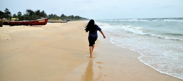 मैंगलोर में घूमने की जगह मैंगलोर बीच - Mangalore Mein Ghumne Ki Jagah Mangalore Beach In Hindi