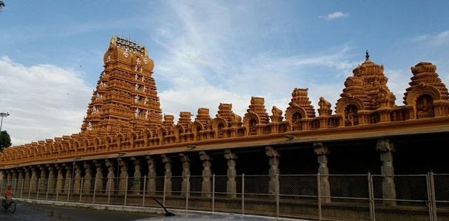 मैसूर में प्रसिद्ध मंदिर नंजनगुड मंदिर - Mysore Me Prasidh Mandir Nanjangud Temple In Hindi