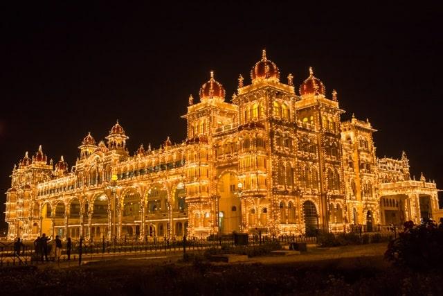 मैसूर पैलेस की यात्रा करने के लिए सबसे अच्छा समय - Best Time To Visit Mysore In Hindi