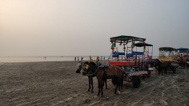 ठाणे में घूमने के लिए फेमस बीच केलवा बीच - Thane Ka Famous Beach Kelva Beach In Hindi