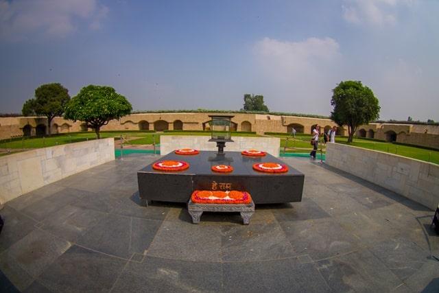 चांदनी चौक के पास घूमने के स्थान राज घाट - Chandni Chowk Ke Pass Ghumne Ke Sthan Raj Ghat In Hindi