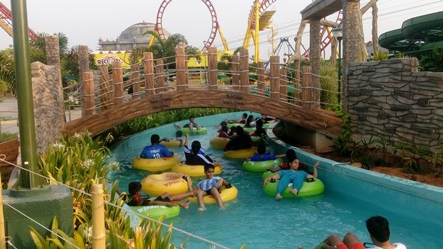 हैदराबाद में ओशन पार्क - Ocean Park In Hyderabad In Hindi
