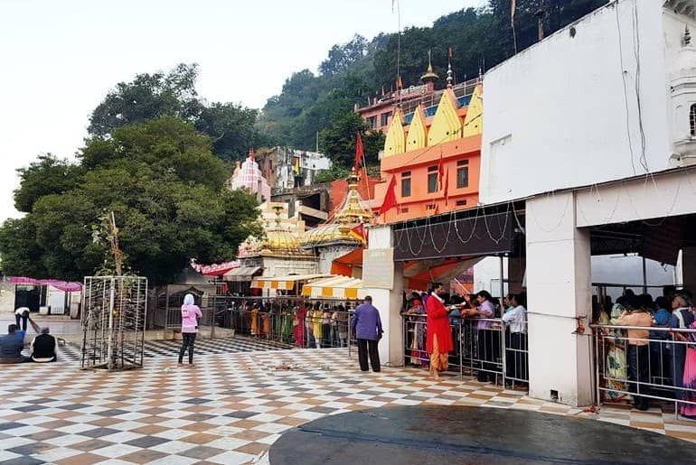 ज्वालामुखी देवी मंदिर धर्मशाला