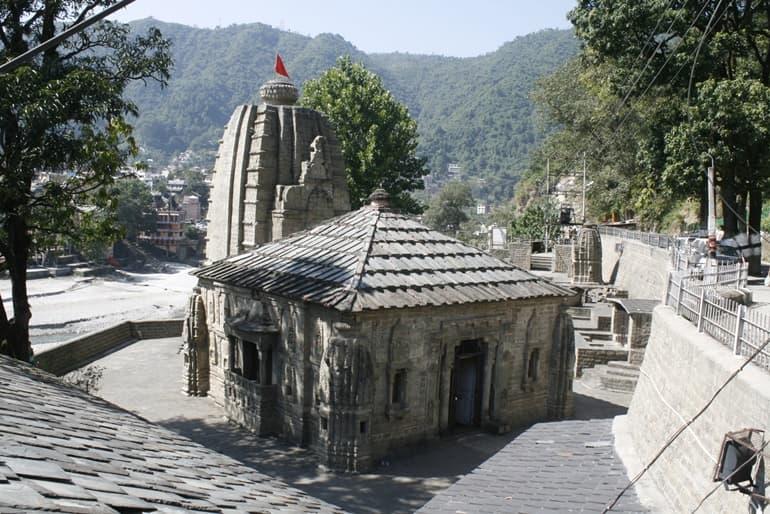 पंचवक्त्र मंदिर का इतिहास