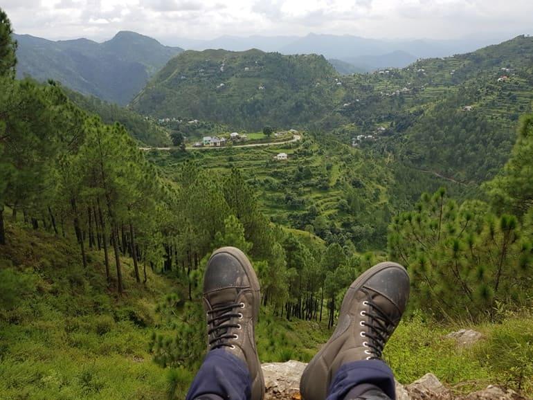 मंडी के पर्यटन स्थल चिंदी
