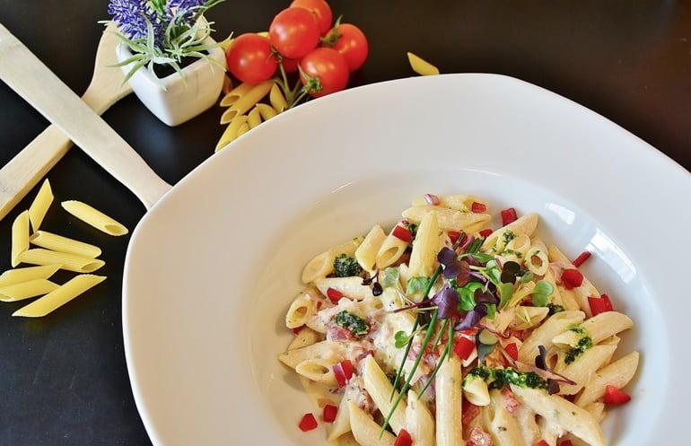 इटली का मशहूर खाना