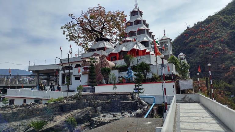 मंडी के प्रमुख मंदिर भीमा काली मंदिर