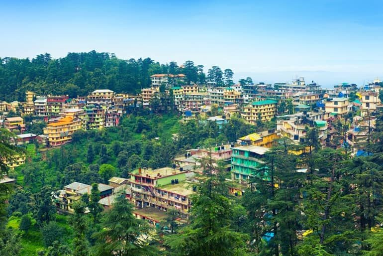 कांगड़ा के टॉप पर्यटन स्थलों की जानकारी - Kangra In Hindi