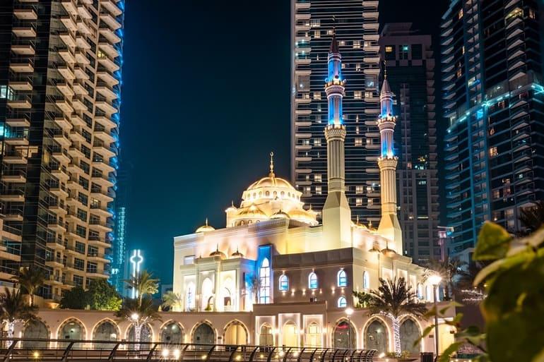 जुमेरा मस्जिद दुबई