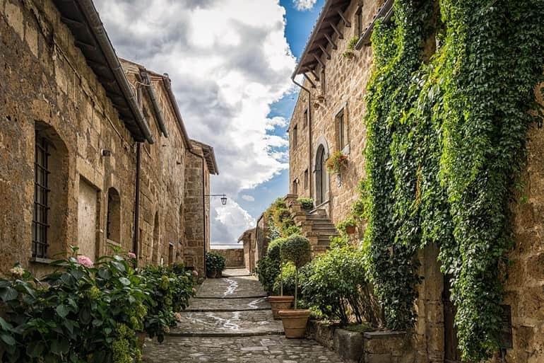 इटली के प्रमुख पर्यटन और आकर्षक स्थल
