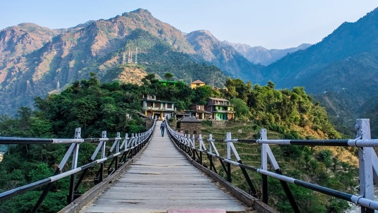 मंडी हिमाचल प्रदेश की प्राचीन सुंदरता