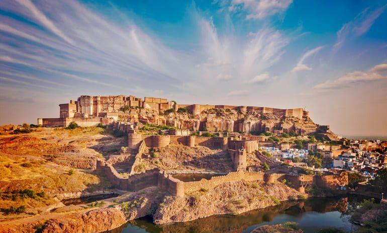 राजस्थान के पहाड़ी दुर्ग की घूमने की जानकारी, Hill Forts of Rajasthan in Hindi
