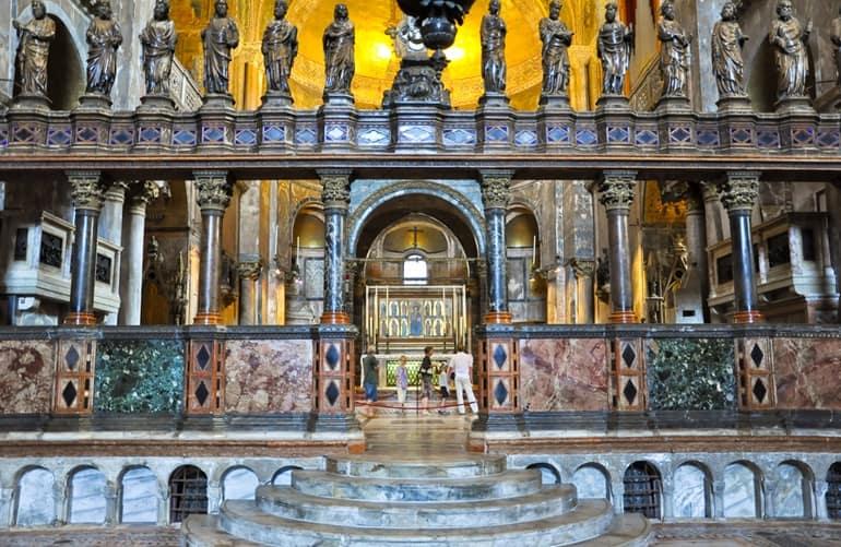 वेनिस सिटी का इतिहास