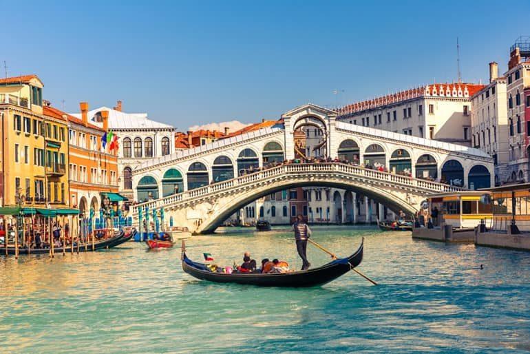वेनिस सिटी इटली घूमने की जानकारी और पर्यटन स्थल, Venice City In Hindi