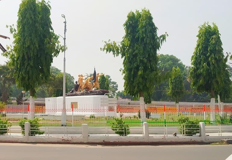 पटना में शहीद स्मारक