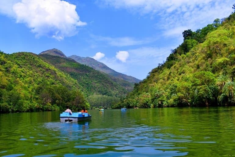 सिरमौर के दर्शनीय स्थल रेणुका झील