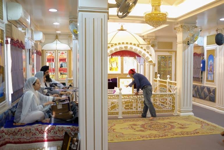 गुरु नानक दरबार दुबई