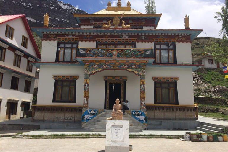 कार्दांग मठ घूमने की जानकारी और पर्यटन स्थल, Kardang Monastery In Hindi
