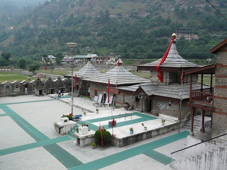 हाटेश्वरी हाटकोटी मंदिर