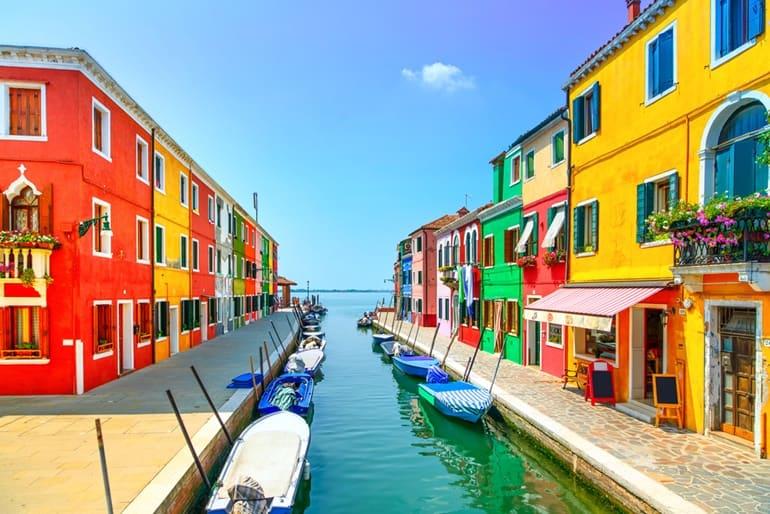 वेनिस में घूमने वाली जगह मुरानो वेनिस