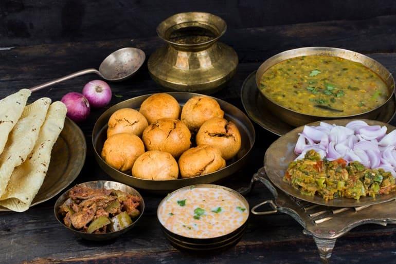 करणी माता मंदिर का स्थानीय भोजन