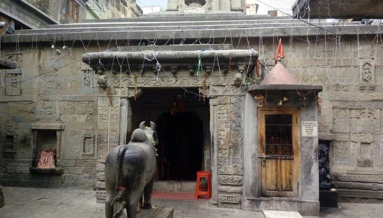 मंडी के प्रमुख मंदिर भूतनाथ मंदिर