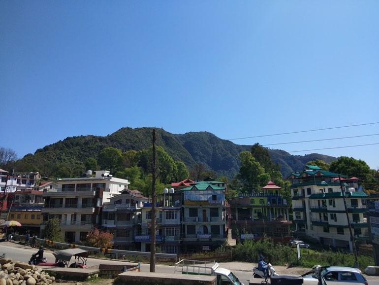 मंडी के पर्यटन स्थल स्थलसुंदर नगर
