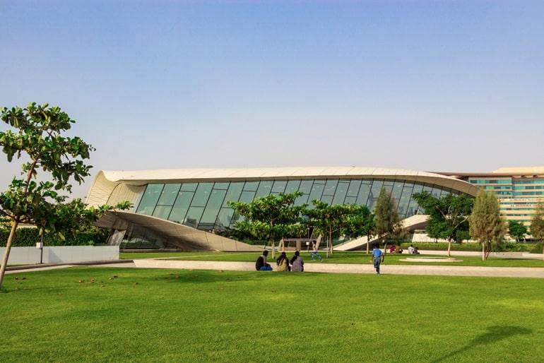 एतिहाद संग्रहालय दुबई