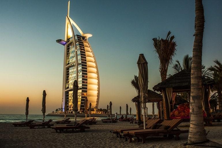 बुर्ज अल अरब दुबई