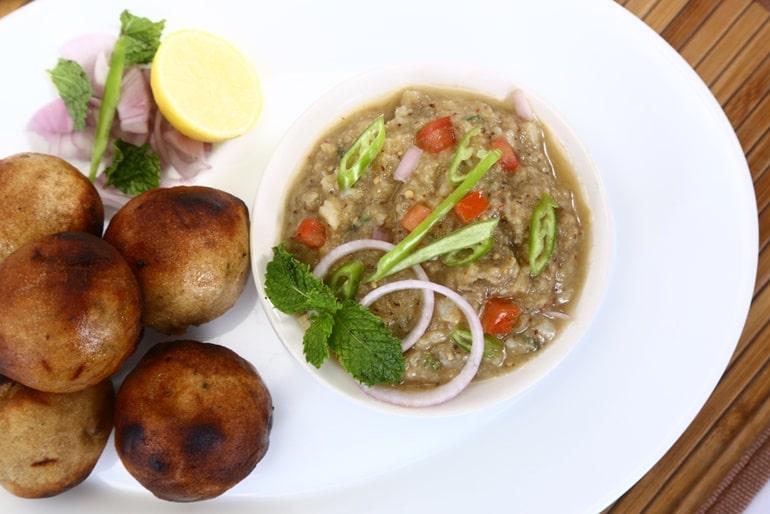 पटना का स्थानीय भोजन