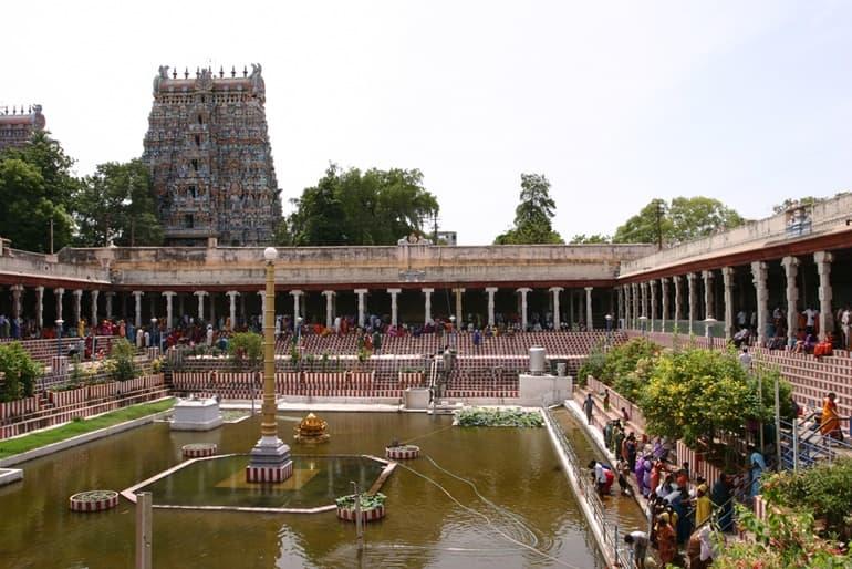 मीनाक्षी मंदिर मदुरई का धार्मिक महत्व