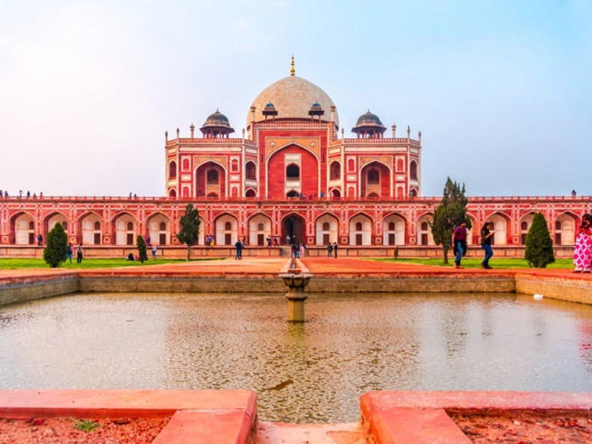 हुमायूँ का मकबरा घूमने की जानकारी - Humayun's Tomb Information In Hindi