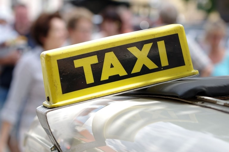 सही टैक्सी का चुनाव करें