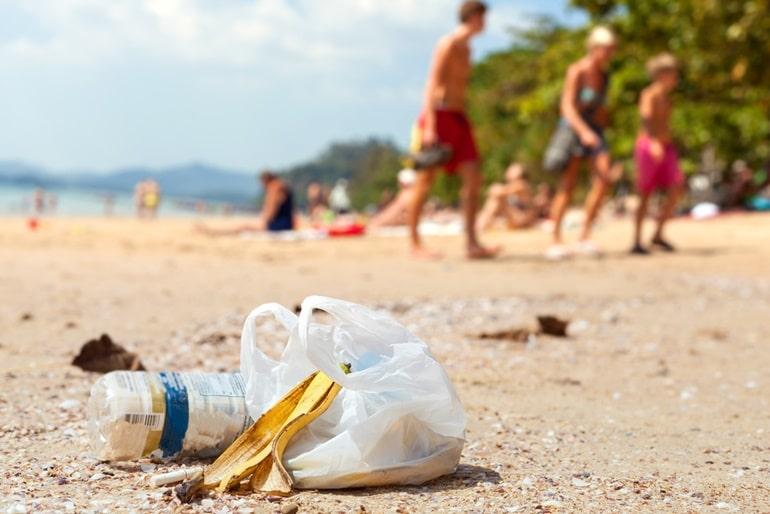 गोवा में कचरा न फैलाएं