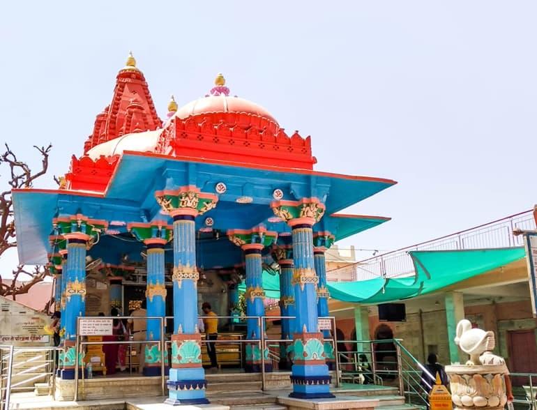 ब्रह्मा मंदिर