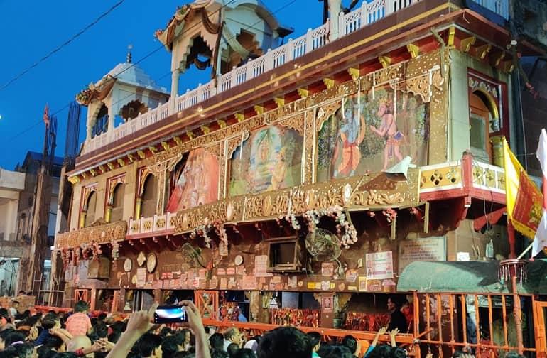 करौली में प्रसिद्ध धार्मिक स्थल मेहंदीपुर बालाजी मंदिर