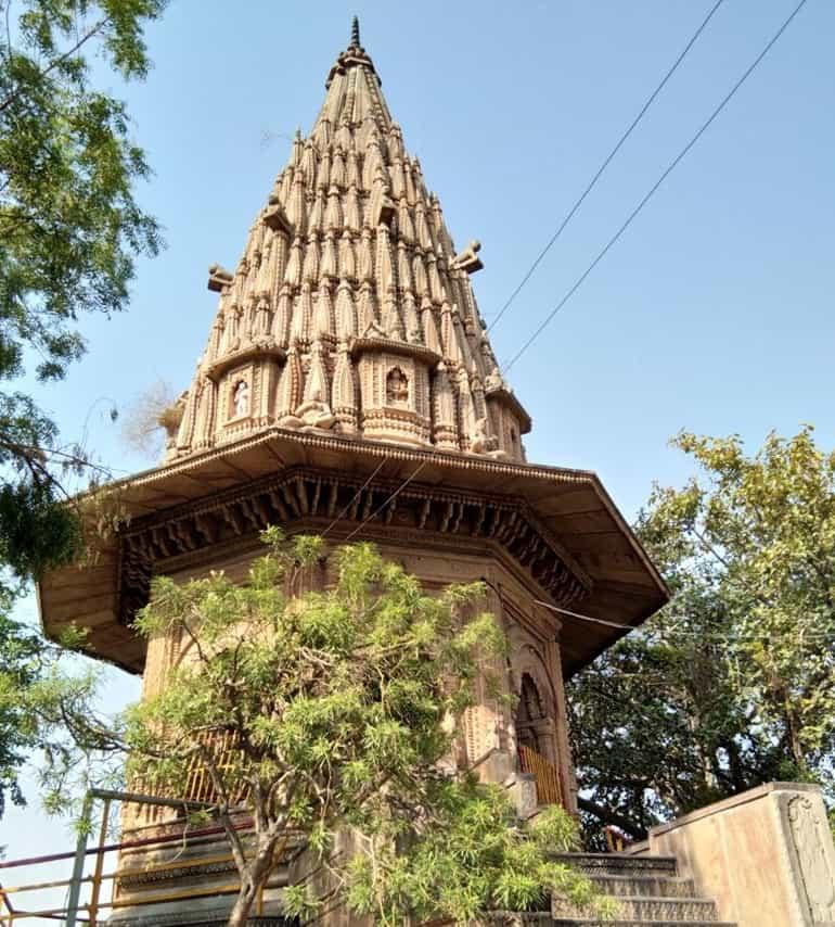 धौलपुर के धार्मिक स्थल चोपड़ा शिव मंदिर -