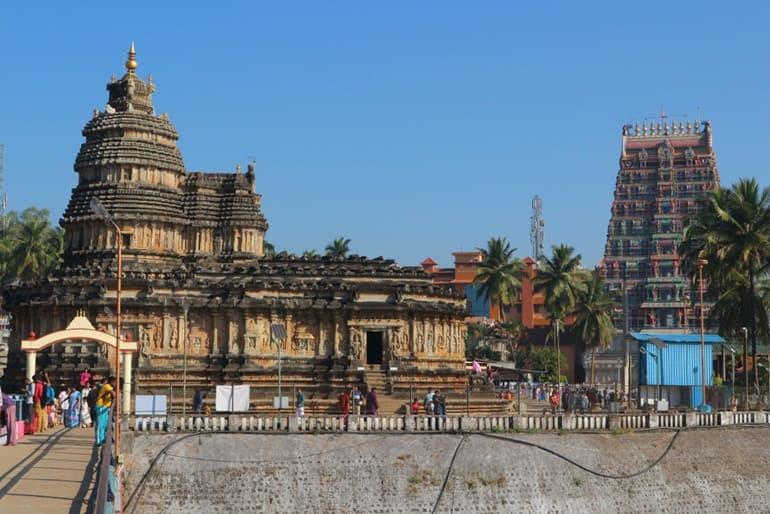 चिकमगलूर के धार्मिक स्थान शरदंबा मंदिर