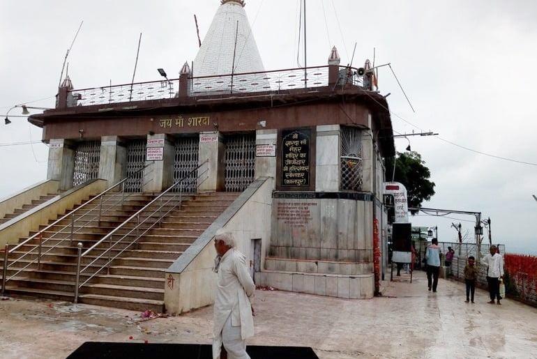 शारदा देवी मंदिर