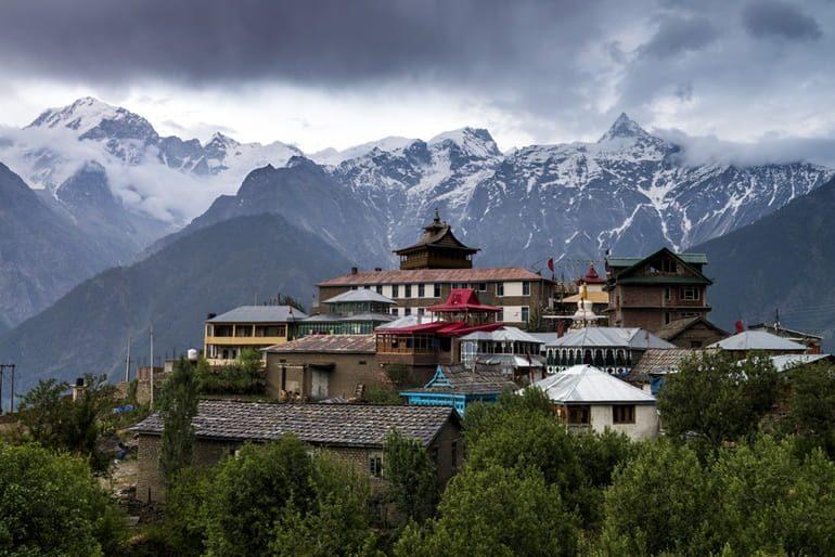 कल्पा में घूमने लायक दर्शनीय स्थल की जानकारी - Kalpa In Hindi